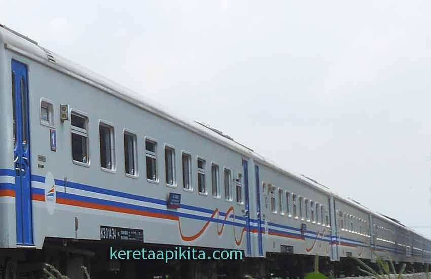 Jadwal KA Jayabaya Terbaru