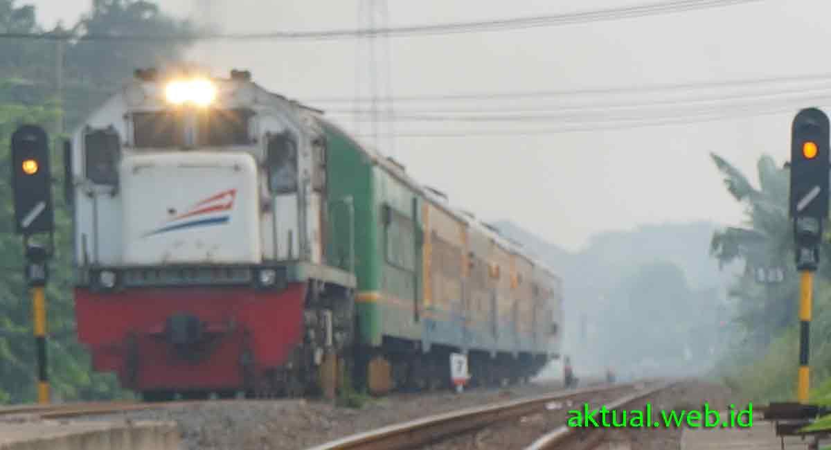 Jadwal Kereta Api Kaligung Semarang Tegal
