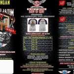 Acara Jambore Daerah ( Jamda ) CB Jatim di Kota Batu