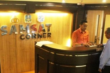 Samsat Corner Grand City Mall