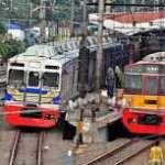 New KRL Commuter Line 12 Rangkaian Kereta