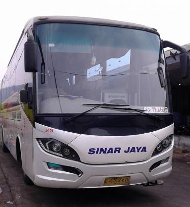 Gambar Bis Sinar Jaya