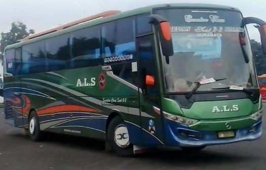 Gambar Bus ALS