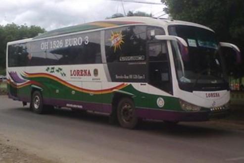 Gambar Bus Lorena