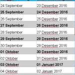 Jadwal Booking Tiket KAI Desember – Januari