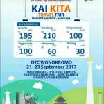 Berburu Tiket Murah di KAI Travel Fair