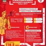 Ikutilah Event Gerak Jalan Perjuangan Mojosuro Mojokerto Suroboyo