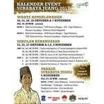 Jadwal Kegiatan Event Parade Juang Surabaya