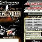 Acara Ulang Tahun Ke 15 CB Club Lampung (CBCL)