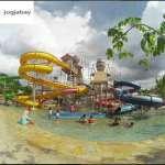 Harga Tiket Fasilitas dan Wahana Jogja Bay Pirates Adventure Waterpark 2021