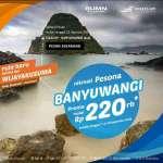 Jadwal dan Harga Tiket KA New Wijayakusuma Cilacap Banyuwangi