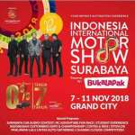 Event Indonesia International Motor Show Surabaya