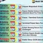 Jadwal SIM Keliling Sidoarjo Terbaru