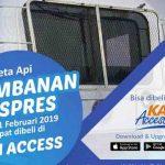 Tiket KA Prameks Bisa Di Beli Online Di KAI Acces