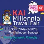 Promo Tiket Kereta Api KAI Millenial Travel Fair