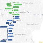 Harga Tiket dan Jadwal MRT Jakarta Terbaru