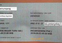 Tiket Kereta Api Resmi
