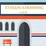 Jadwal Kereta Api Stasiun Karawang Terbaru