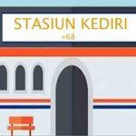 Jadwal KA Stasiun Kediri Terbaru