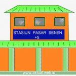 Jadwal Kereta Api Stasiun Pasar Senen