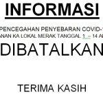 KA Lokal Merak Sudah Jalan Dan Beroperasi Lagi