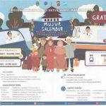 Mudik Gratis Provinsi Jawa Barat