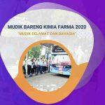 Info Mudik Bareng Bersama Kimia Farma 2020