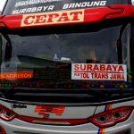 Jadwal dan Harga Tiket Bus Eka Cepat Surabaya Bandung Terbaru