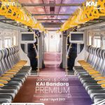 Jadwal dan Harga Tiket KA Bandara Soetta Kelas Premium