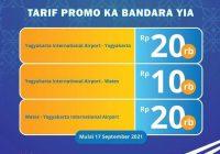 Tiket KA Bandara YIA
